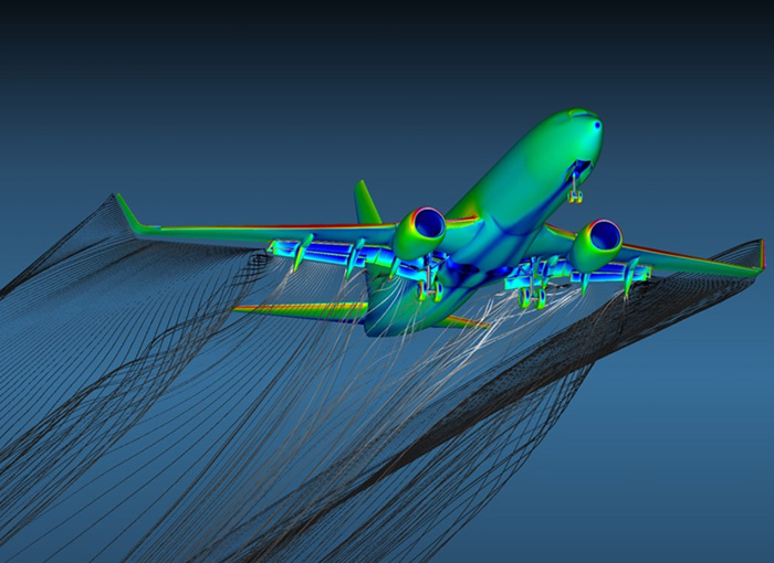 Aerospace - CFD Technologies