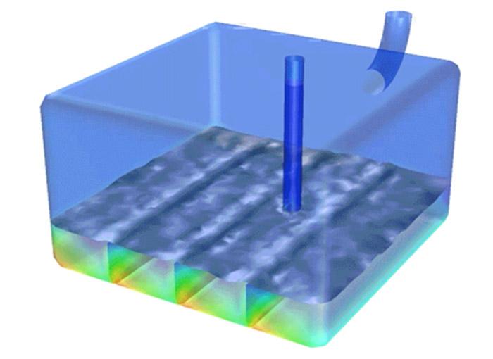 Fuel Tank Sloshing Metacomp - CFD Technologies