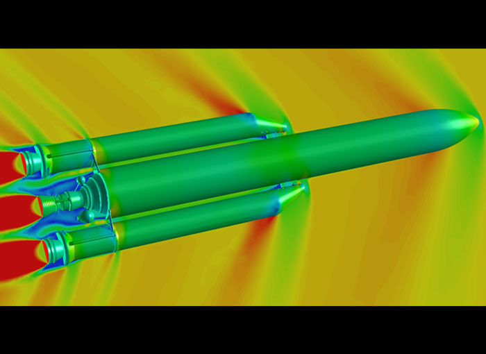 Hypersonic Combusting Flow Metacomp - CFD Technologies