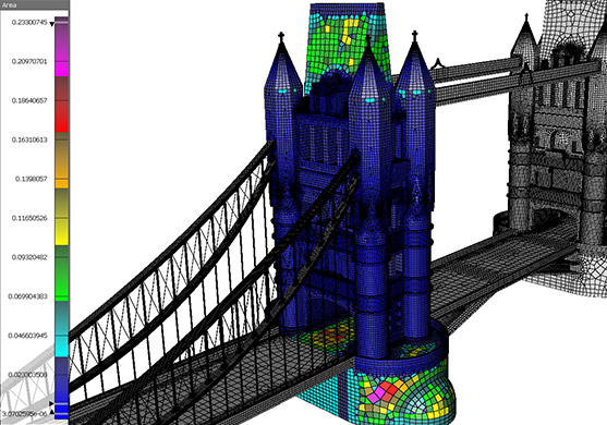 Tower Bridge - CFD Technologies