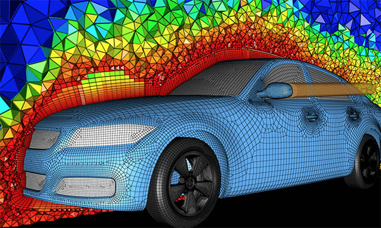 Pointwise Car - CFD Technologies