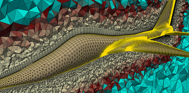 High order Mesh - CFD Technologies