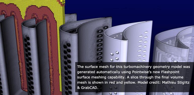 Intelligent Automatic Surface Meshing